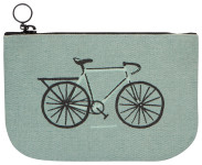 Wild Riders Small Zip Pouch