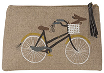 Bicicletta Small Cosmetic Bag