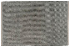 Pewter Gray Bumpy Bath Mat