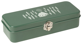 Retreat Pencil Box