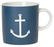 Galleon Short Mug