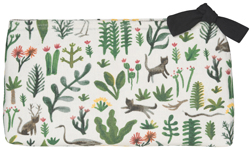 Secret Garden Large Cosmetic Bag