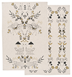 Wild Tale Dishtowels <br> Set of 2