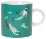 Sea Spell Short Mug