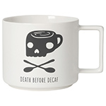 Coffee Or Death Designer Mug