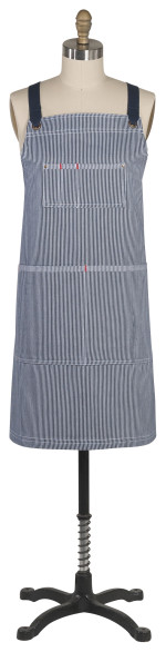 Sawyer Apron - Railroad Stripe