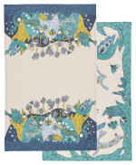 Birdland Dishtowels <br> Set of 2