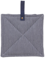 Railroad Stripe Sawyer Potholder