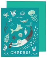 Sea Spell Greeting Card