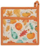 Autumn Harvest Potholder