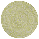 Green Galaxie Placemat