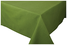 Fir Spectrum Tablecloth <br> 55 x 55 inch