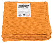 Kumquat Homespun Crochet Dishcloths <br> Set of 2