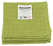 Cactus Homespun Crochet Dishcloths <br> Set of 2