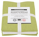 Cactus Floursack Dishtowels <br> Set of 3