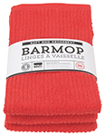 Red Barmops <br> Set of 3