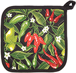 Pick A Pepper Potholder