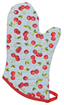 Cherries Oven Mitt