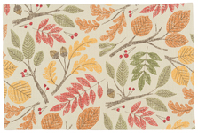 Oakwood Print Placemat