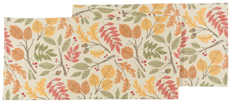 Oakwood Print Runner
