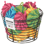 Tawashi Scrubbers <br> Set of 16 Assorted <br>