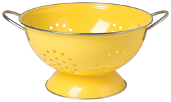 Lemon 3 Qt Metal Colander