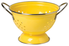 Lemon 1 Qt Metal Colander