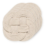 Rope Coasters <br> Set of 4