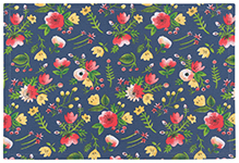Midnight Garden Placemat