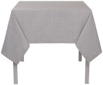 Luster Silver Tablecloth <br> 60 x 60 inch
