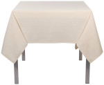 Luster Gold Tablecloth <br> 60 x 60 inch