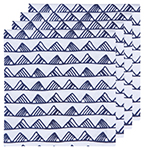 Summit Printed Napkins <br> Set of 4