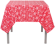 Yuletide Tablecloth <br> 60 x 90 inch