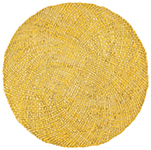 Maize Placemat Cornsilk
