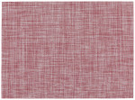 Brindle Placemat Red