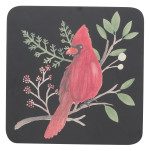 Winter Birds Coasters