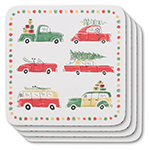 Holiday Cars Coasters