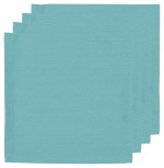 Turquoise Renew Napkins <br> Set of 4