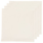 Ivory Renew Napkins <br> Set of 4