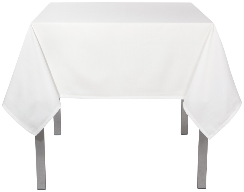 Incredible White Renew Tablecloth 60 X 120 Inch Interior Design Ideas Oxytryabchikinfo