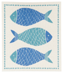 Fish Market Swedish Dishcloth