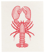Lobster Catch Swedish Dishcloth