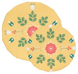 Bowl Cover - Lilja <br> Set of 2