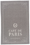 Cafe De Paris Dishtowel