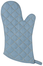 Light Denim Mitt