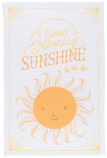 Good Morning Sunshine Dishtowel