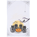 Dark Tails Dishtowel