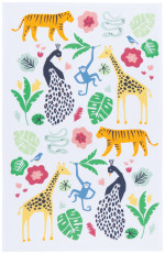 Wild Bunch Dishtowel