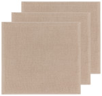 Sandstone Barmop Dishtowels <br> Set of 3