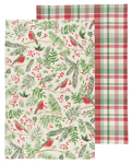 Wintersong Dishtowels <br> Set of 2